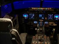 Simulator Cockpit