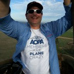 Clothing that references Plane Crazy and AOPA? Score! :)