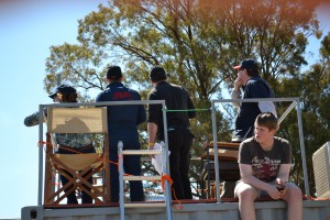 "The Commentary ""Perch"" at AusFly 2012"