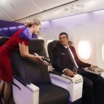 Business class on a Virgin Australia 737 (Source: Virgin Australia web site)