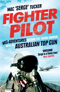 Serge's book on flying F18s with the RAAF is fast reading & a must-read
